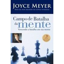 Campo De Batalha Da Mente Jouyce Meyer 1.5 Milhao E Meio De