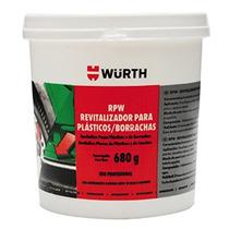 Revitalizador De Plásticos E Borrachas Rpw Wurth 680g