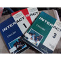 Libro Ingles Interact Larousse 1 , 2 Y 3 , Año 1994 , Con S