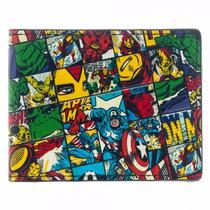 Marvel Comics Capitan America Vs. Iron Man Cartera