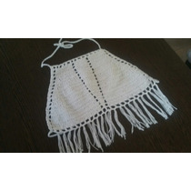 Top Crochet - Top Playero