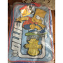 Mochila Escolar- Simpsons- Bart-