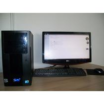 Computador Positivo Sim - Usado - Core 2 Duo E7500