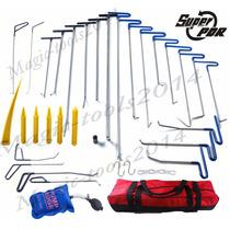 2 Kits De Varillas Para Reparar Abolladuras Y Granizo