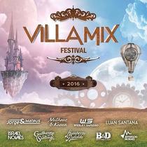 Villa Mix Festival 2016 - 5ª Edição Dvd