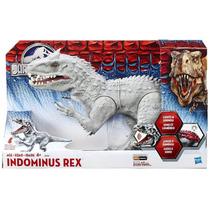 Jurassic World - Indominus Rex - Luzes E Sons - Prt. Entrega
