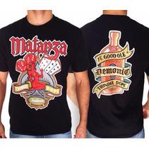 Camiseta De Banda - Matanza - Consulado Do Rock