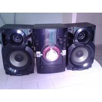 Minicomponente/ Equipo Sonido Panasonic Sa-akx14 C/ Control