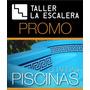 Guardas Vinilo Piletas Fibra Premium 60x9cm 1 Color X1u
