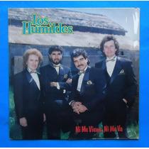 Vintage Disco Acetato Los Humildes Lp De Coleccion