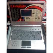 Laptop Infantil Electrica A Color 160 Funciones Super Oferta