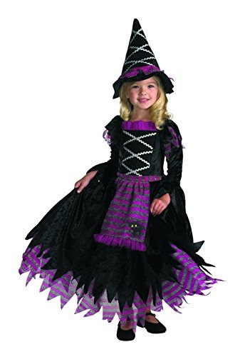 Disfraz De Bruja De Cuento De Hadas Para Bebes Disguise 95900 - Disfraz-de-bruja-para-bebe