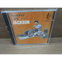 Cd - Forró Do Jackson Do Pandeiro - Novo - Lacrado -original