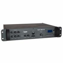Som Profissional Pré Amplificador Ll Audio Nca Pwm 1000 Fm