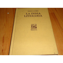 Libro La India Literaria Ed Porrúa Pasta Dura Año 1972