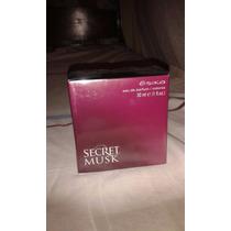 Perfume Esika Para Dama Secret Musk 30ml