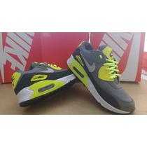 Tênis Nike Airmax 90 Cano Baixo Lançamento 50% Off