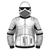 Star Wars Sudadera Chamarra Niño Stormtrooper Disney Mediana