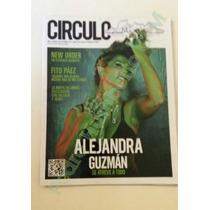 Alejandra Guzmán Revista Circulo