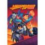 Dvd Original : Batman Y Superman Movie La Pelicula Dc Comic