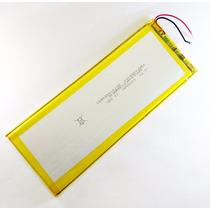Bateria Tablet Multilaser M10 4000mah 14,8wh 3,7v Original