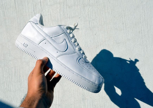 official photos 93e4b 99011 nike air force one blancos, af1, blanco, no adidas, no puma6