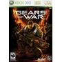 Gears Of War Juego Xbox 360 Microsoft U19-00035