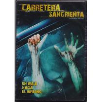 Carretera Sangrienta Five Across The Eyes Pelicula En Dvd
