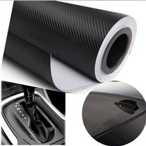 Adesivo Fibra De Carbono Plotagem Carros, Motos, Automodelos