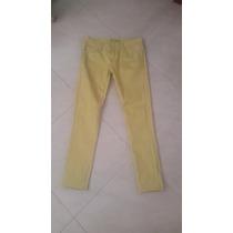 Pantalon Tubito Strech