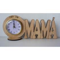 Regalo Feliz Dia Mama Con Reloj X 10