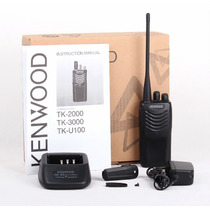 Radio Kenwood Modelo Tk U 100 Equivalente Al Tk2000