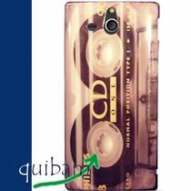 Funda Tpu Cassette Xperia U / St25i Envio Gratis