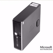 Desktop Pc Hp Core 2 Duo 3.10 Ghz 6gb 500gb Windows 7 Wifi