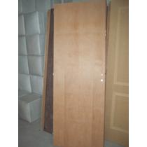 Puertas Placas Interior Cedro 60, 82 Y 90 Ancho Sin Marco
