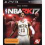 Nba 2k17 Ps3 * Digital * Playstation 3 * Ps Store