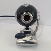 Web Cam Camera Digital Hd Com Microfone Usb 32m Pixels