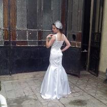 Alquiler De Vestido De Novia Sirena