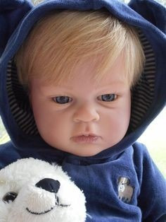 boneco bebe reborn menino lucas r em mercado livre. Black Bedroom Furniture Sets. Home Design Ideas