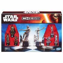 Jogo Tabuleiro De Xadrez Star Wars Original Da Hasbro B2345