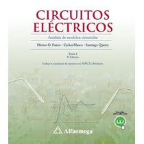 Libro Circuitos Eléctricos Anál. Mod.circuitales T1-t2 Pueyo