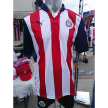 Jersey Oficial Chivas Guadalajara 2016-2017 Marca Puma