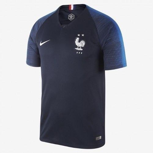 Camisa França 2018 Oficial Copa 18 - Mbappé 10pronta Entrega - R  139 698511f67e12b