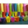 Macetitas Color Plastico N° 6/8/10/12 Mayorista Local Once