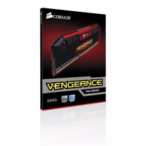 Corsair Vengeance Pro Ddr3 16gb 2x 8gb 2400 Mhz Red Memoria
