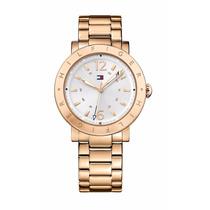 Reloj Tommy Hilfiger 1781621 Gold Rose Otros Fossil Dama