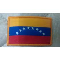 Parches Insignias Bandera De Venezuela