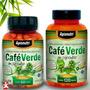 Café Verde - 500mg 60 Capsulas O Melhor Do Mercado