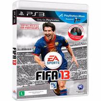 Jogo Fifa 13 Ps3 Seminovo Original 2013 Game