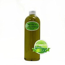 Aceite De Semilla De Cáñamo Puro Fría Orgánica Presionado Po